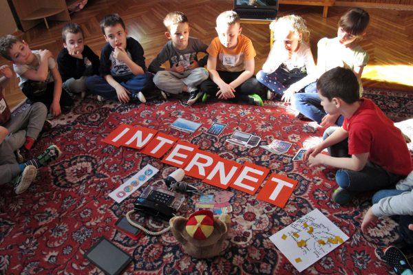 Mały Miś i Dzień Bezpiecznego Internetu 2017