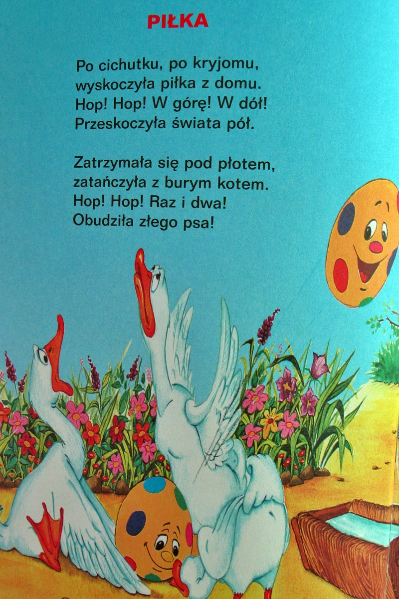 Zajączki Rysują Ilustracje Do Wiersza Przedszkole