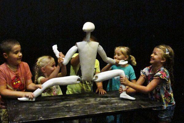Warsztaty teatralne we Wrocławiu