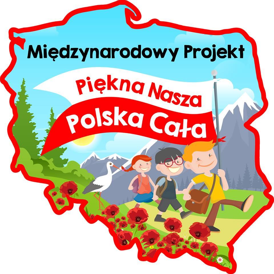 Piękna nasza Polska cała – podsumowanie projektu