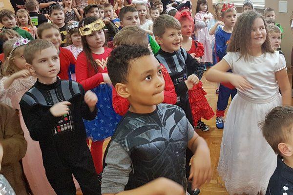 Bal Karnawałowy w przedszkolu 2019