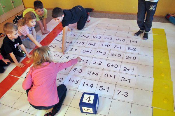 Działania matematyczne i kodowanie