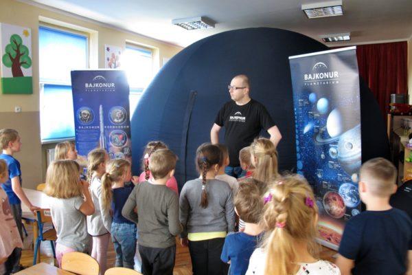Mobilone Planetarium – BAJKONUR