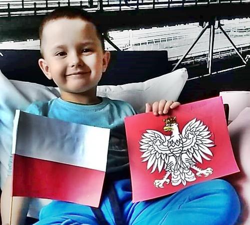 """""""Polska to mój dom"""" – gr. III """"Misie"""""""