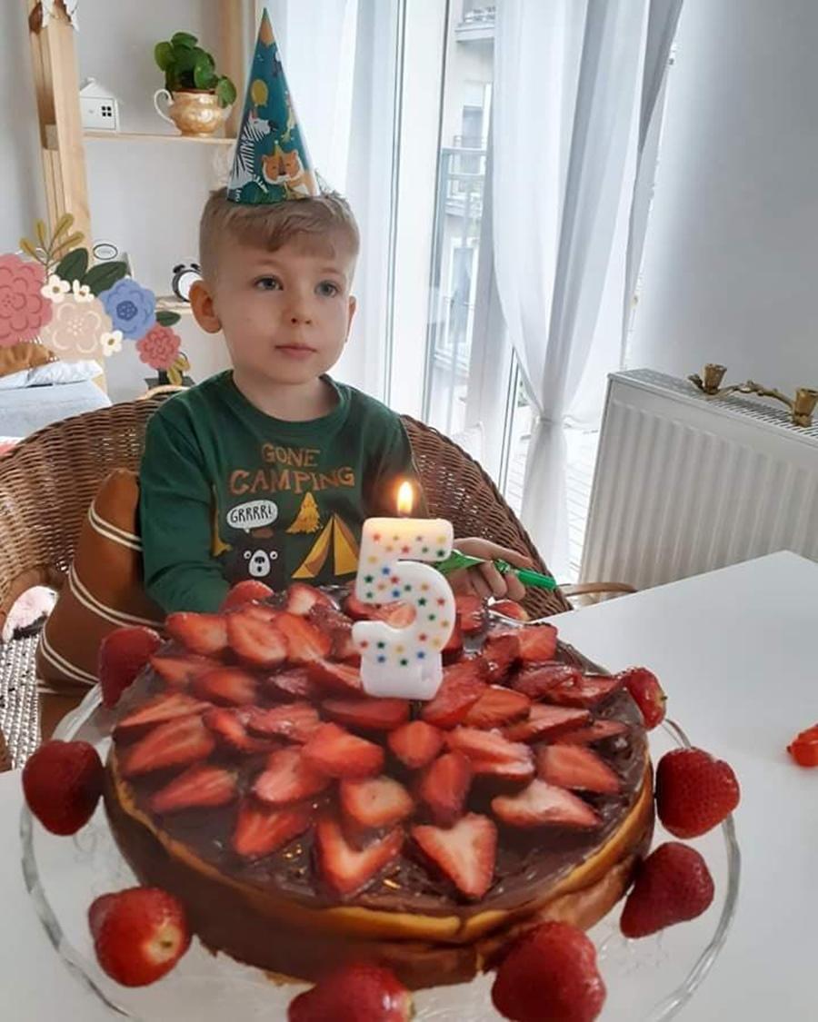 """Urodzinki Leona z gr. II """"Piraci"""""""